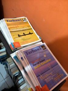 koleksi majalah tarbawi